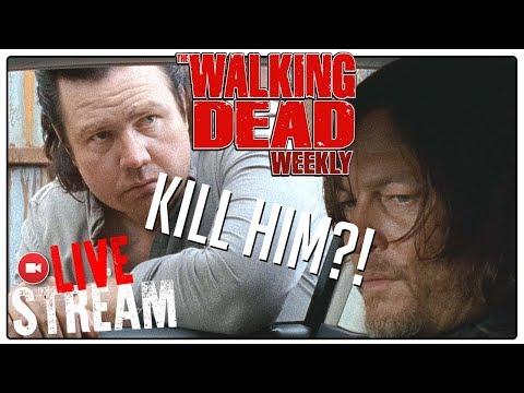 MAPP LIVE : #TheWalkingDead WEEKLY! Season 8 Episode 14