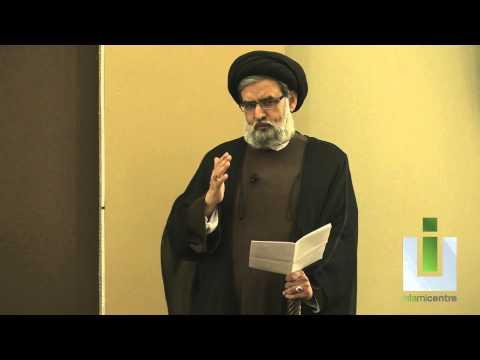 Majority vs Masumeen; ISIS Thuggery - Maulana Syed Muhammad Rizvi