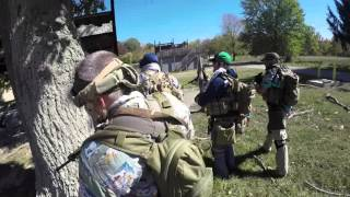 Karmageddon Airsoft Operion Irene Day 1 pt 2