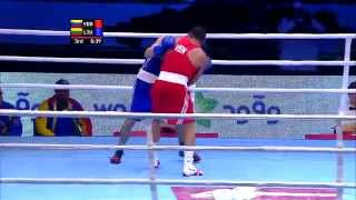Aiba World Boxing Championships Doha 2015 - Session 8a - Preliminaries 2