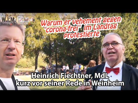 Warum H. Fiechtner, MdL gegen
