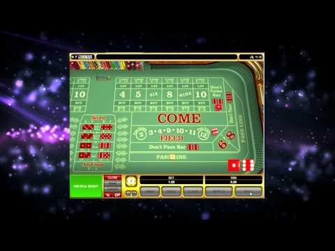 Crazy Vegas Casino Craps Demo