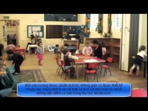 Giới thiệu về phương pháp Montessori