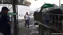 La Caravana Madre Migrante De Honduras En Tuxtla Gutierrez Chiapas Mexico Albergue