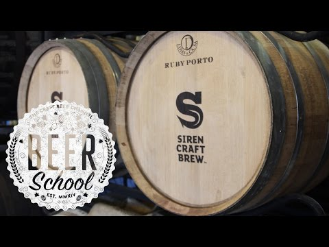 Generate Beer School: how does barrel ageing work? | The Craft Beer Channel Pics