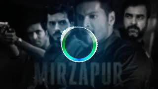 Mirzapur BGM Ringtone | Bass Boosted | 8D Audio | Virtual Sound | Recreated 8D Songs