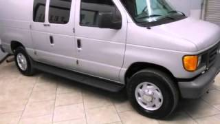 2007 Ford Econoline Cargo Fort Worth TX
