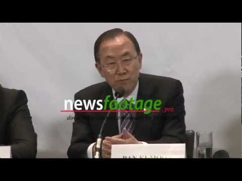 Soundbite Recip Erdogan and Ban Ki Moon on possible changes in UN Security Councel
