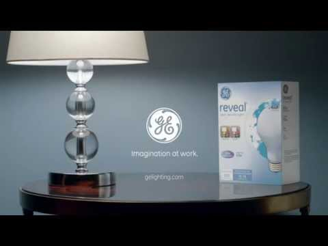 GE reveal® Light Bulbs - Lightspeed | GE Lighting