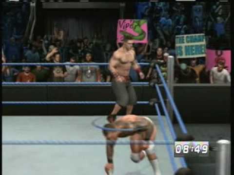 Smackdown vs Raw 2010 John Cena vs Randy Orton Iron Man ...  Smackdown vs Ra...