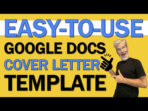 Free Cover Letter Template Google Docs