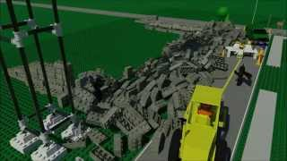3DS Max Lego Movie [HD]