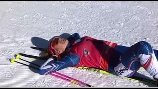 Biatlon- Anterselva- závod s hrom. startem žen- Gabriela Koukalová