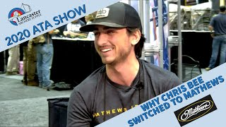 2020 ATA Show | Why Chris Bee Switched to Mathews