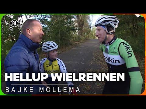 HELLUP! Wielrennen met Bauke Mollema | ZAPPSPORT