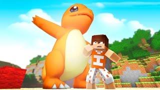 Minecraft: MUNDO POKEMON #1 - POKEMONS GIGANTES ! ‹ Ine ›