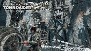 RISE OF TOMB RAIDER || BABA YAGA PUZZLE || PC GAMEPLAY