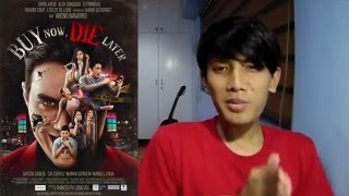 buy now die later filipino movie review