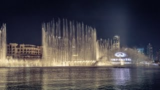 #UnleashYourPotential at The Dubai Fountain – 360 Video