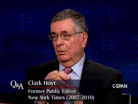 Q&A: Clark Hoyt
