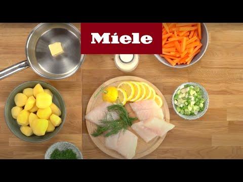 dampfgarer-rezept:-rotbarsch-mit-senfsauce-|-miele