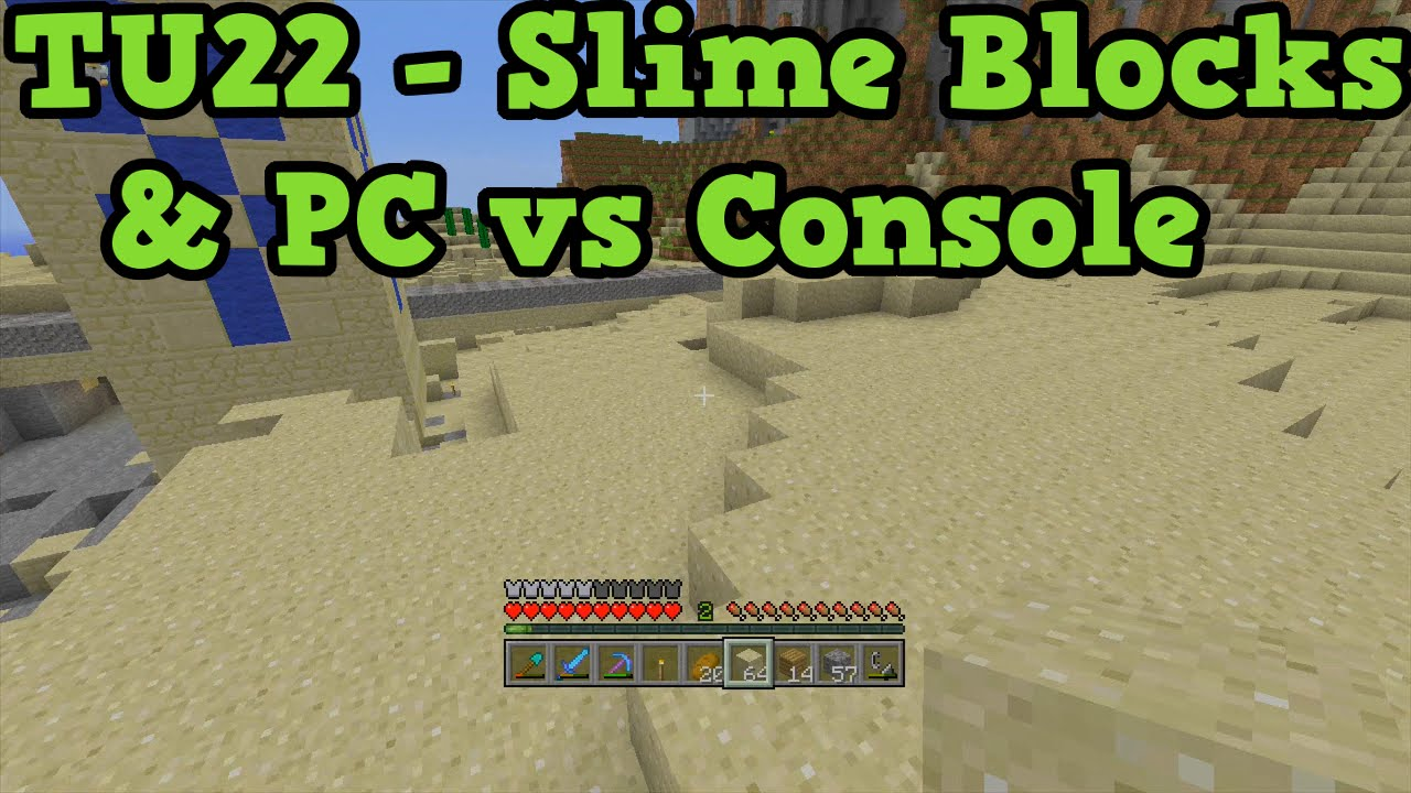How to make slime on minecraft xbox 360 edition minecraft xbox 360 ps3 tu22 qna slime blocks chat exclusive ccuart Image collections