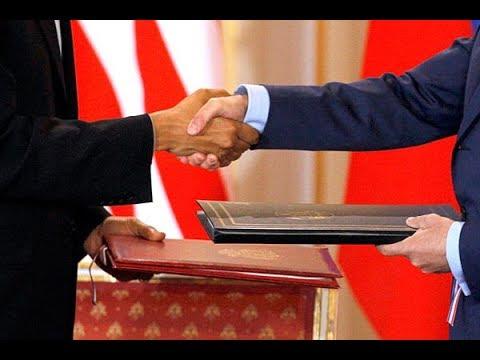 President Trump Faces The Iran Nuclear Treaty And North Korea