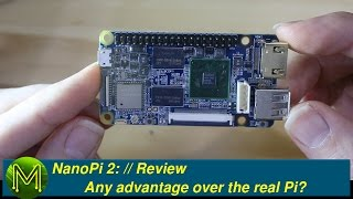 #050 NanoPi2: Any advantage over the real Pi? // Review