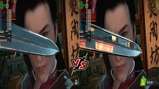 Justice RTX Demo ON VS OFF 4K | RTX 2080 Ti | i9 9900K 5GHZ