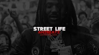 """Mozzy x SOB x RBE Type Beat 2018 - """"Street Life""""   Rap Instrumental   Antbeatz"""