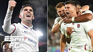 USMNT will win the FIFA World Cup! England will win the Rugby World Cup! | Extra Time