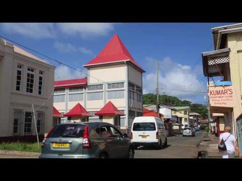 Grenade Granville Centre ville / Grenada Granville City center