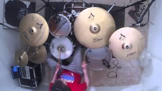 Mr Probz Waves Robin Schulz Mix Drum Cover Remix