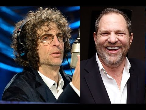 "Howard Stern: Harvey Weinstein ""Producers Don't Get Sex with Stars Like the Good Ole Days"""
