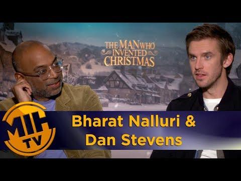 Dan Stevens, Bharat Nalluri: The Man Who Invented Christmas Mp3