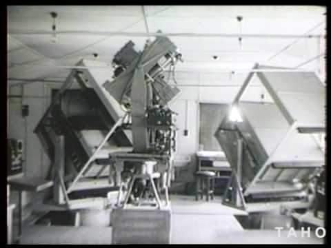 Cosray cosmic ray research (1958)