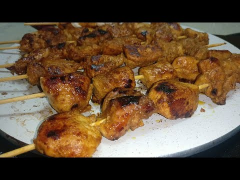 tave par banaye chicken tikka boti easy recipe