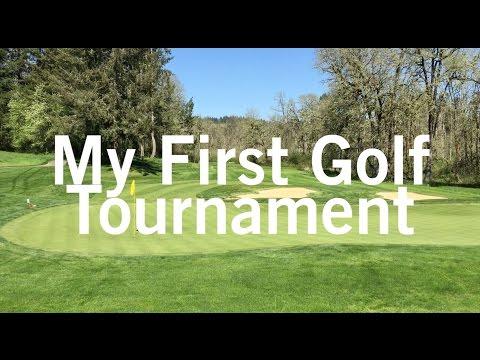 My First Golf Tournament