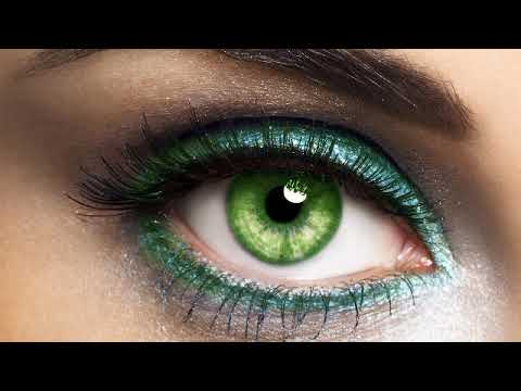 Biokinesis Get Green Eyes Fast | Change Your Eye Color To Green Sublimimal