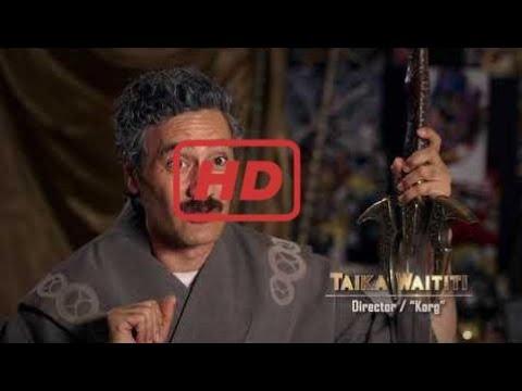 Marvel Studios' Thor: Ragnarok -- Finding Korg (Bonus Feature)  | TV 2017
