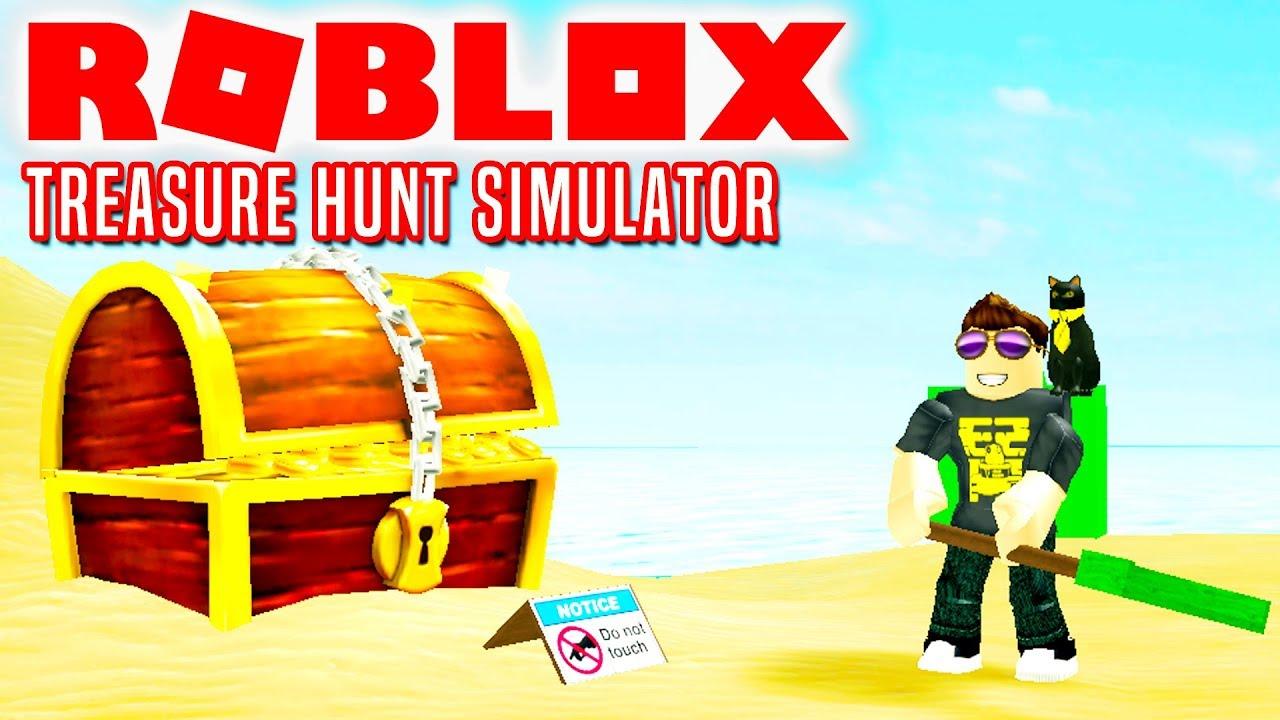 Treasure Hunt Simulator Roblox Induced Info