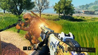 A THIEF IN THE NIGHT   Black Ops 4 Blackout