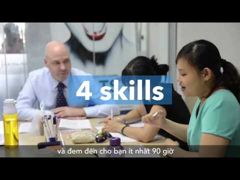 Study IELTS at Wall Street English (a premium course)