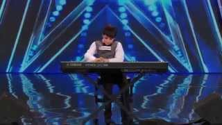 Thánh organ đi dự thi America's Got Talent