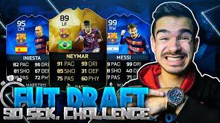FIFA 16 : FUT DRAFT 90 SEKUNDEN CHALLENGE #2 - NACHT SPECIAL !! [TEIL 1/?]