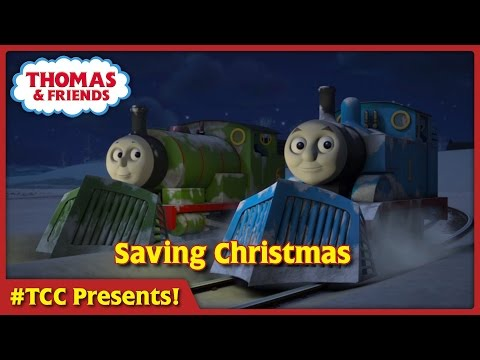 Saving Christmas | Thomas Creator Collective Presents Ep. #8 | Thomas & Friends