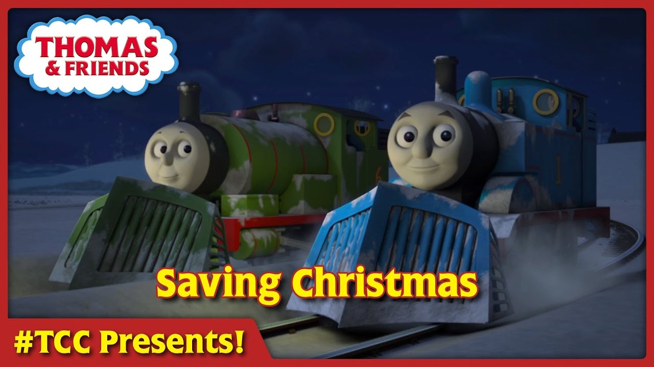Saving Christmas.Saving Christmas Thomas Creator Collective Presents Ep 8 Thomas Friends