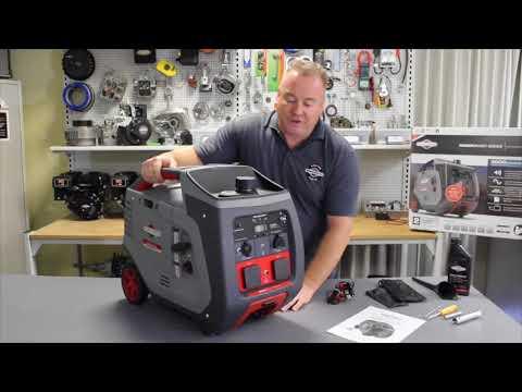 Briggs & Stratton P3000i Inverter Generator - Generator Store