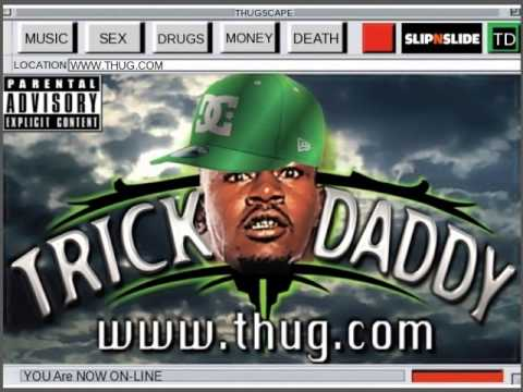 TRICK DADDY feat J-SHIN - hold on ~ & ~ Ill be your other man feat J.A.B.A.N