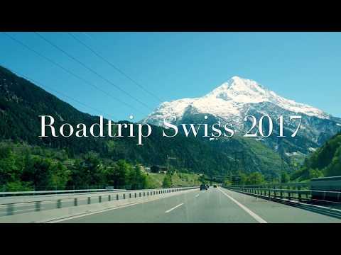 Roadtrip Swiss 2017
